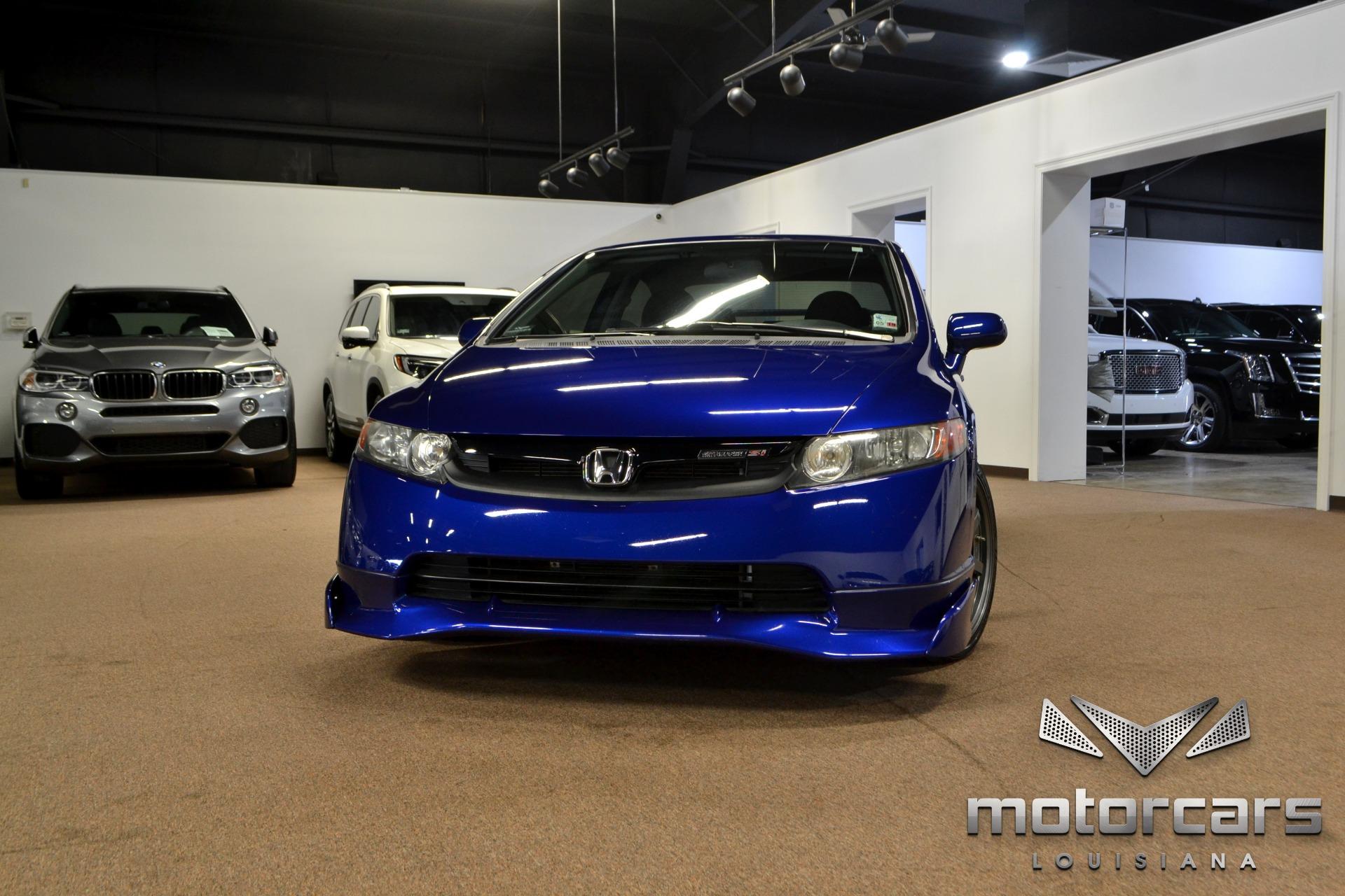 2008 Honda Civic Si Mugen