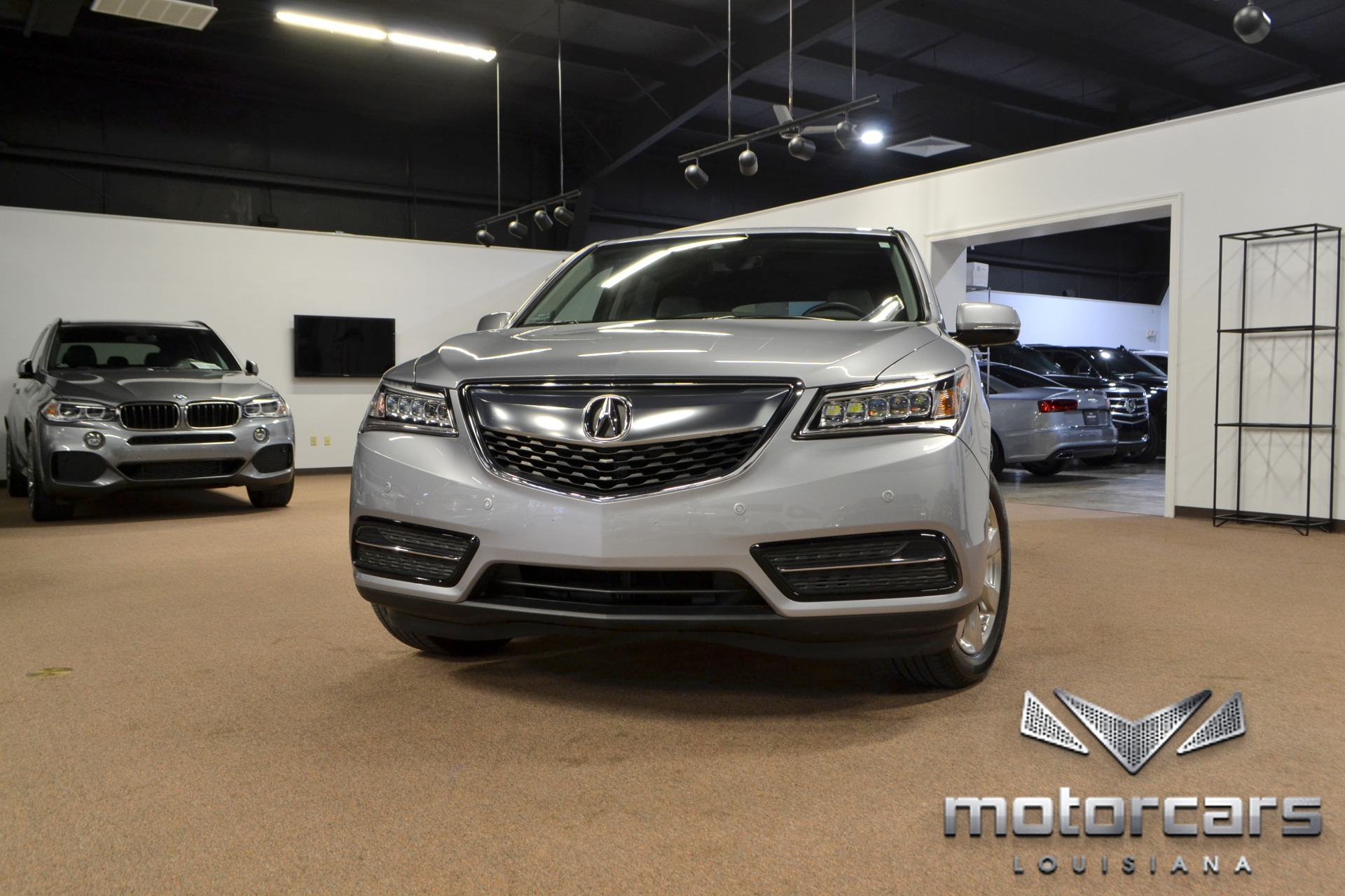 2016 Acura MDX w/Advance w/RES