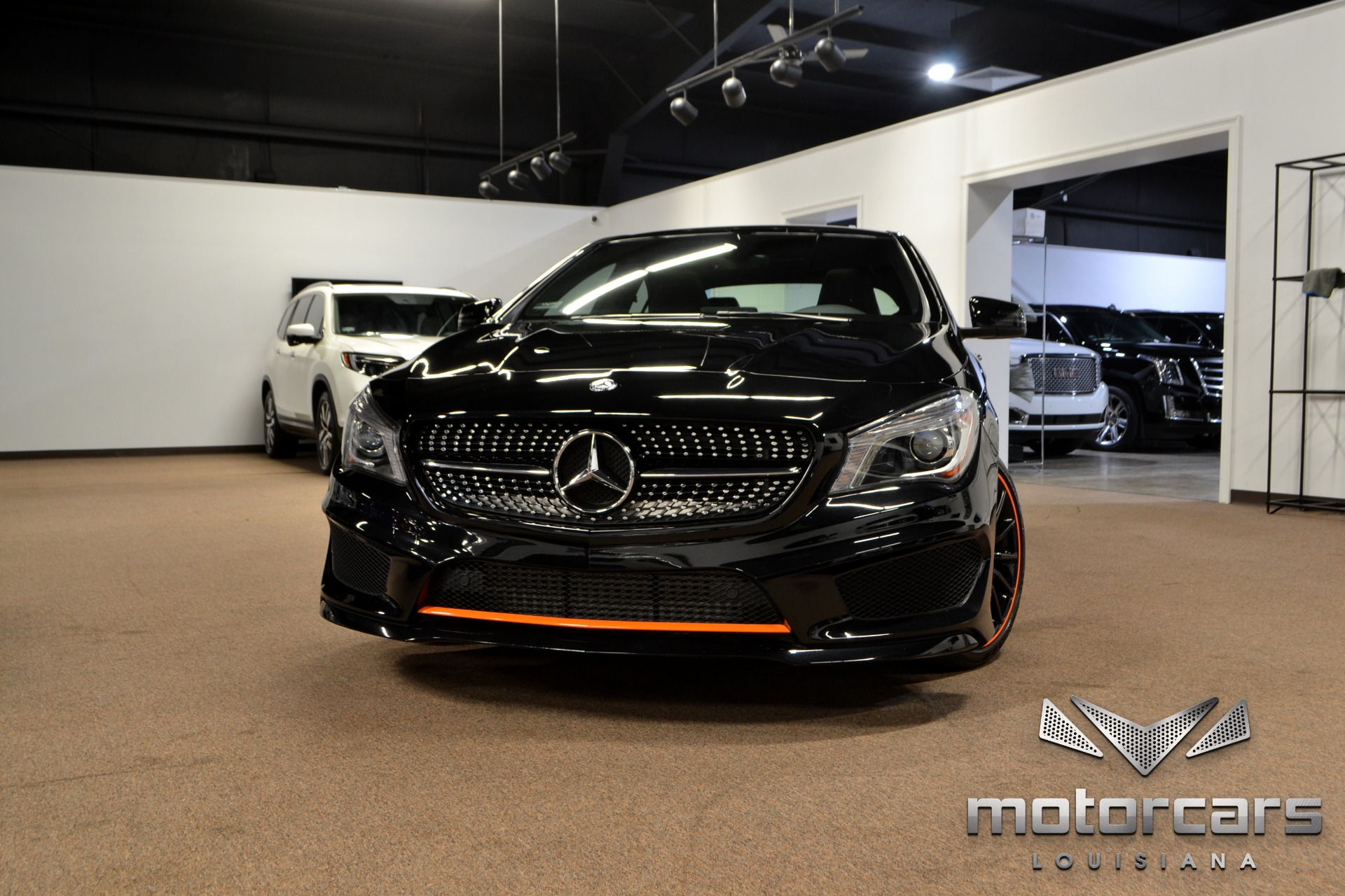 2016 Mercedes Benz Cla 250 Orange Edition