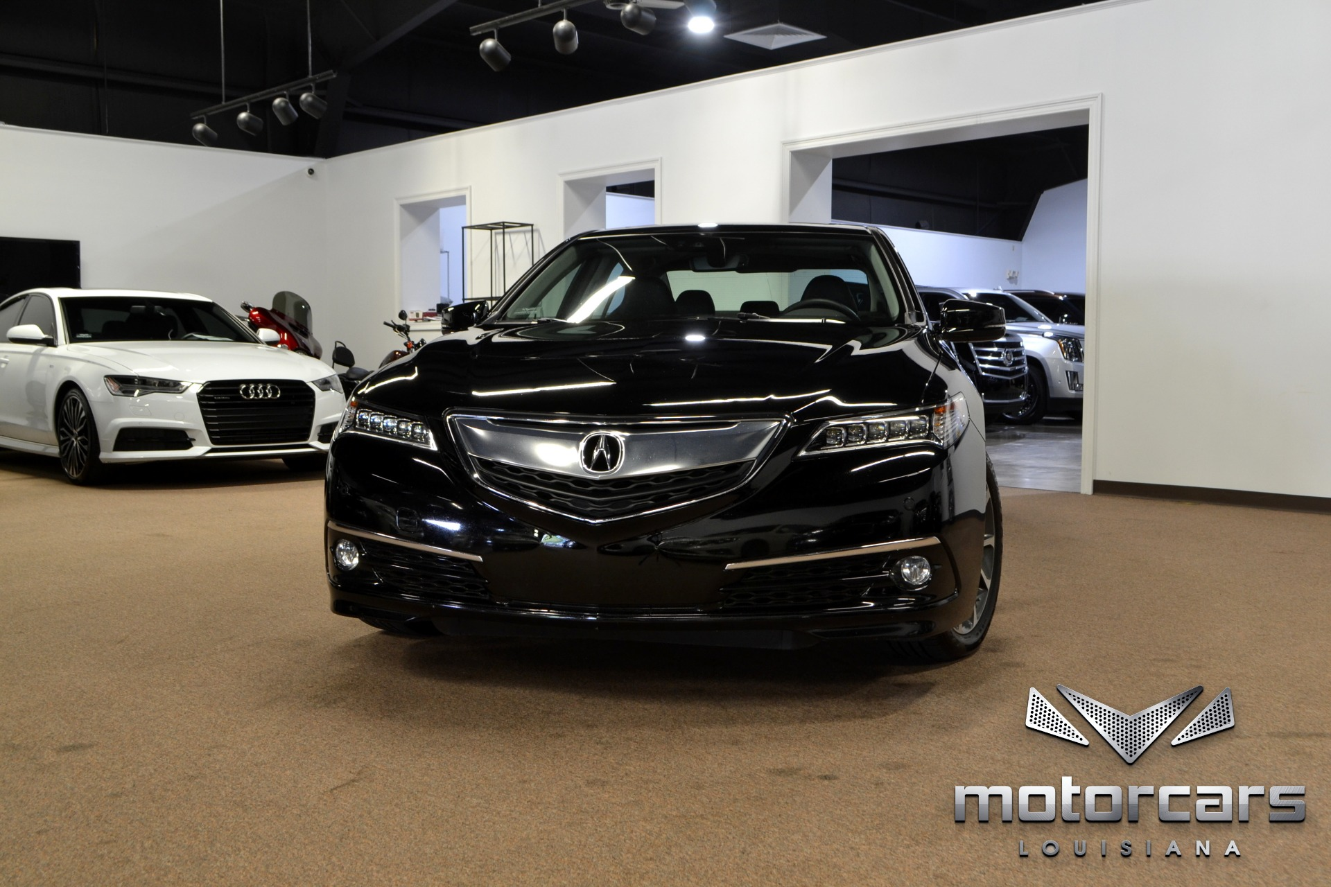 2016 Acura TLX SH-AWD V6 w/Advance