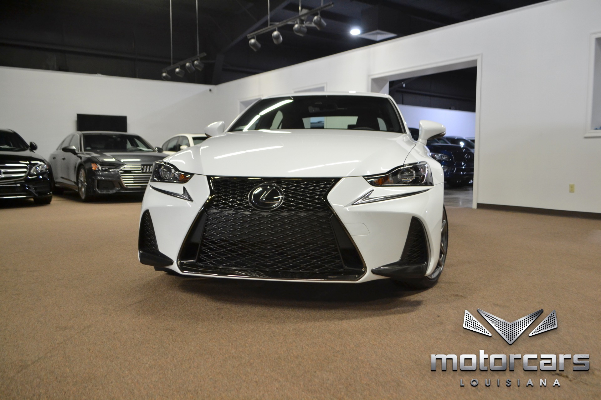2017 Lexus IS 200t Fsport