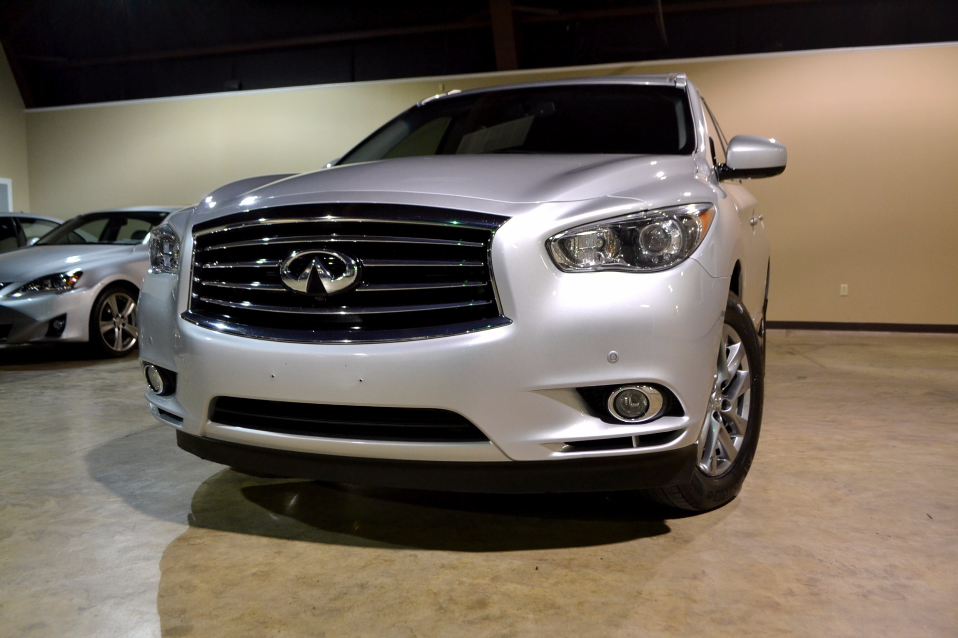 infiniti jx35 theater package manual
