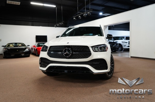 2020 Mercedes-Benz GLE 4MATIC