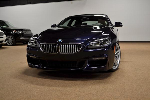 2015 BMW 650i Gran Coupe MSport