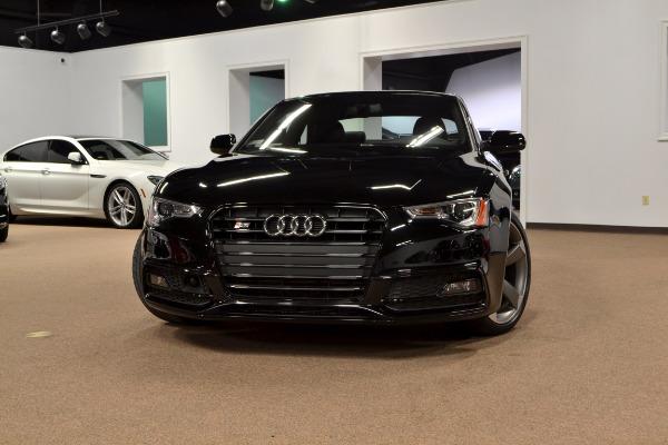 2016 Audi S5 Prestige